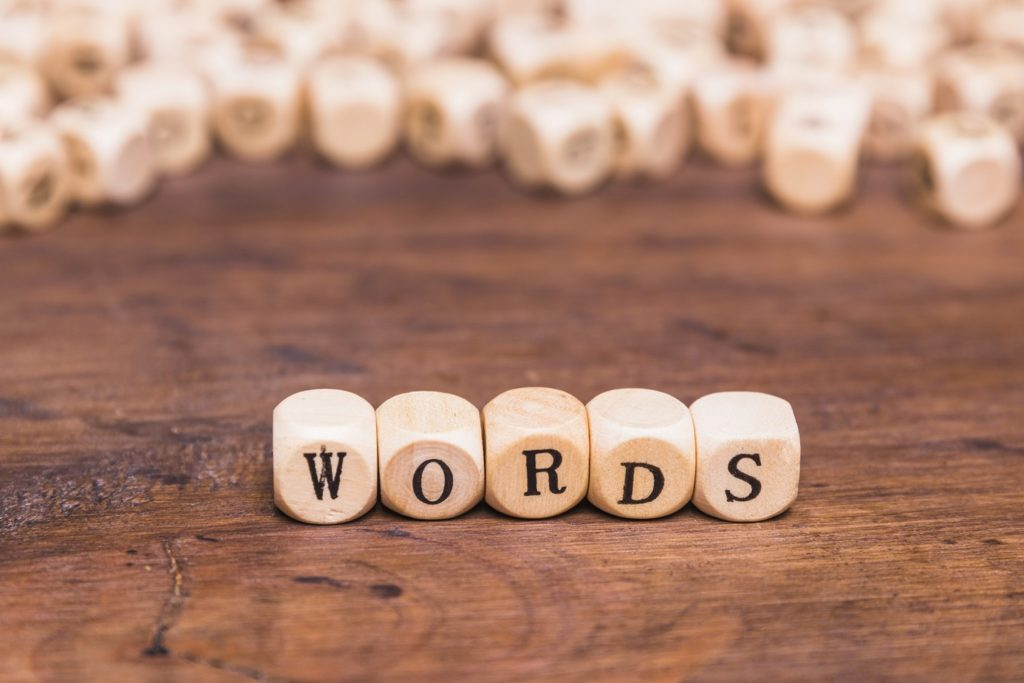 Are Your Words Mincing Your Business?